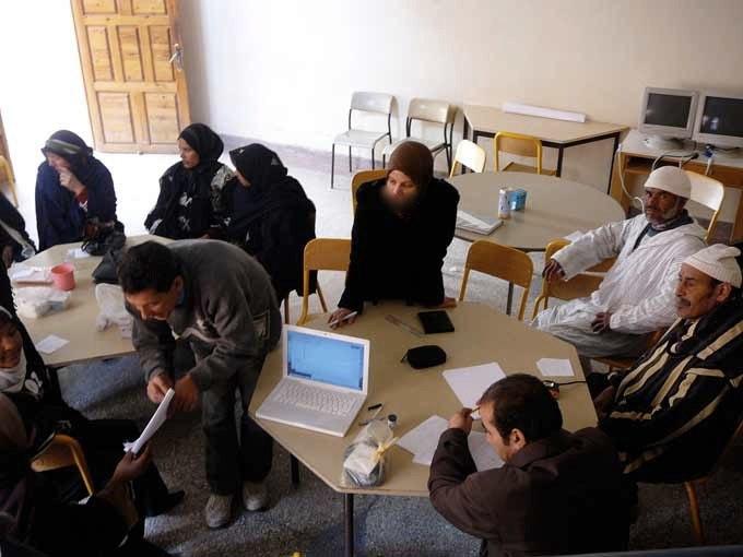 Searching all beti for Educacion exterior marruecos